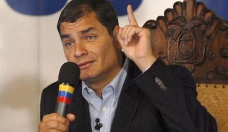 Correa, 11 octubre