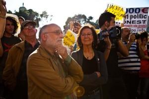 Per una democràcia real ja, amb Arcadi Oliveras