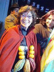 campaña Evo Morales 2005 en El Alto