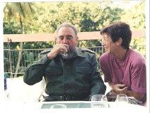 fidel-MontserratLa Habana 1992