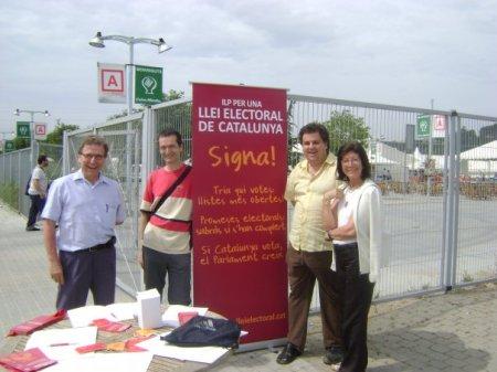 Per una Llei electoral per Catalunya