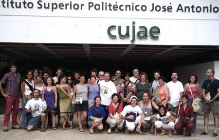CUJAE, Brigada Arinaguabo