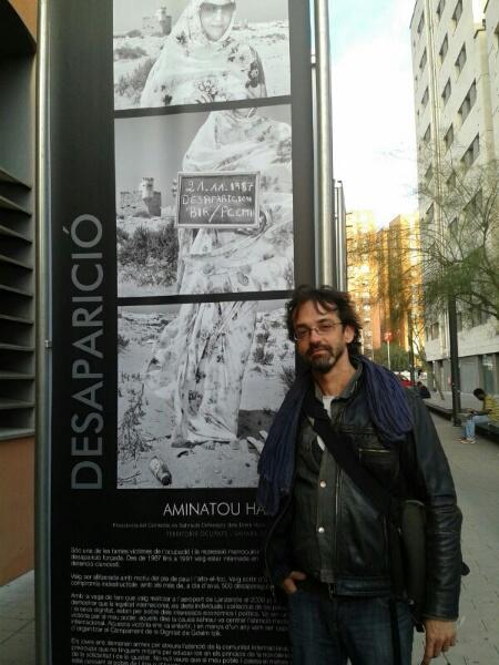 Dani lagarto a Sabadell