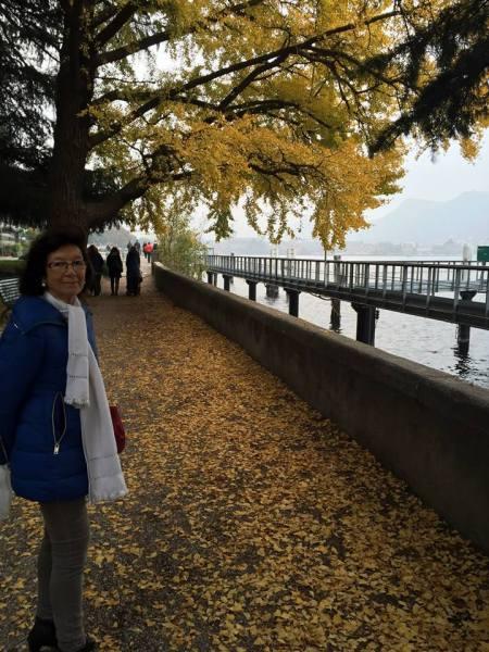 Como, lago noviembre 2015