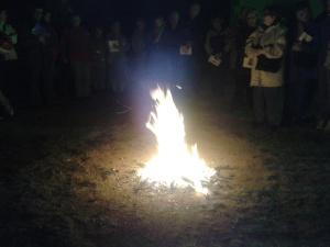 foc nou de la Pasqua 2014