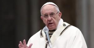 Papa Francisco contra los fabricantes y traficantes de armas