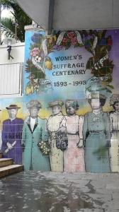 9 Auckland, homenaje mujeres Septiem 27